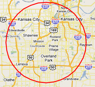 Serving Mission, Kansas City, Overland Park & the surrounding communities